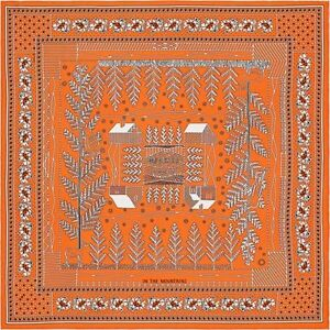 Authentic Hermes scarf,