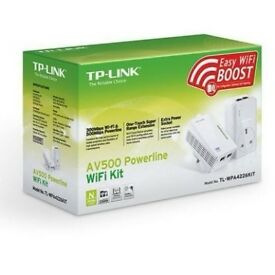 tp link av 500 wifi extender with passthrough