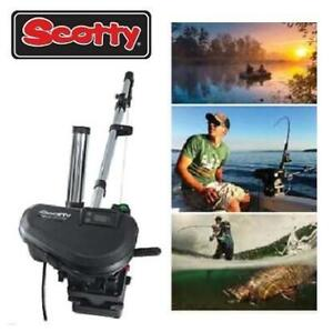 NEW SCOTTY 2106B DOWNRIGGER 36-60 2106B 252330623 250LB BRAIDED LINE HIGH PERFORMANCE FISHING