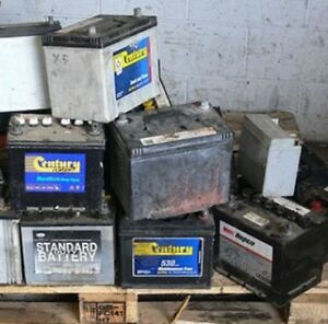have old batteries  hanging around ?? Need them gone ?