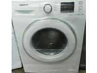 Samsung 7kg wasbing machine comes with warrnty can dlivery