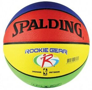 Spalding Rookie Gear 27.5/Size 5 composite basketball