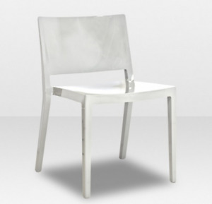 1x Kartell Lizz model Chair by P. Lissoni-Chaise Kartell Moderne