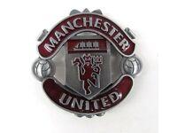 Manchester UTD Belt Buckle
