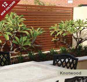 Knotwood slats timber look from $10.52 p/lm Fences, Screens,Gates Wangara Wanneroo Area Preview