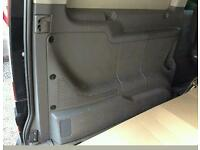 MERCEDES VITO LWB 2x SIDE INTERIOR REAR PANEL WITH ALL BRACKETS w639 2004 till 2014