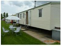 REMAINING WEEKS 6 Berth Richmond caravan site Skegness includes all passes