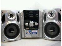 Panasonic cd stereo system sa-ak 240