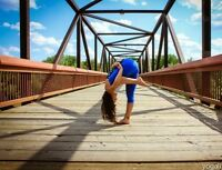 Yoga for special events and parties