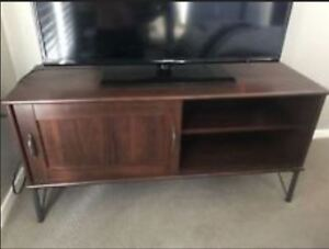 TV stand table with storage