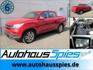 Ssangyong Musso 2,2 E-XDI 4WD MT EURO6 Sapphire Safety Pak
