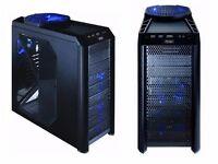 custom antec nine hundred two intel i5 gameing pc