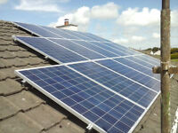 FREE Solar Panels Installed with FREE maintainance for 20 Years! Expires 1st October