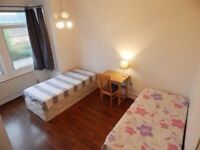 Bed in a Twin Shared Room - Leytonstone