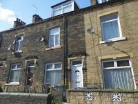 3 Bed Very Spacious Through Terraced House For Sale - Only £72,000