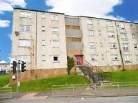 2 bedroom spacious flat - Clydebank - home swap!