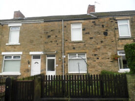 Lovely 2 bed house to let in Taylor Street, Catchgate, Stanley