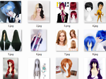 Fashion-products-Wigs