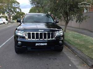 2012 Jeep Grand Cherokee Wagon Roselands Canterbury Area Preview