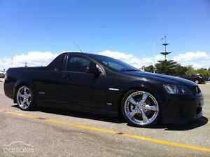 Black VE SS Manual Ute Darch Wanneroo Area Preview