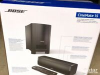 Bose CineMate® 15 home cinema theatre system