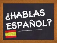 Spanish course in groups in Paddington central London