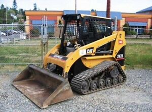 Bobcat excavator rock breaking truck hire of all sizes Baldivis Rockingham Area Preview