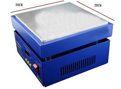 220v 946c Electronic Hot Plate Preheat Preheating Station Digital Thermostat