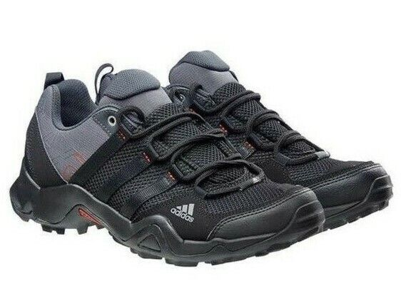 NEW adidas Men's AX2 Outdoor Trail Hiking Shoes, SIZE 9.5, BLACK 9B_06
