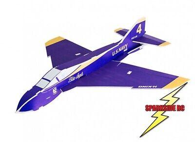 F4 Phantom Radio Controlled Plane Kit 700mm wingspan - Foamboard - UK Seller