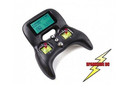 Turnigy Evolution Digital 8 Ch RC AFHDS Transmitter and Receiver Black Mode 1