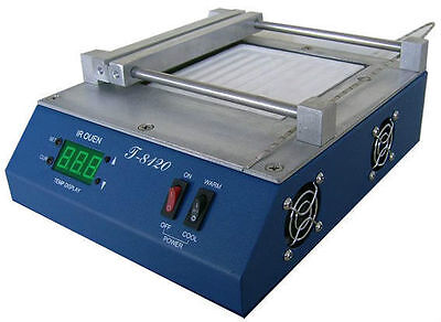 T-8120 Preheating Oven Infrared Preheating Station