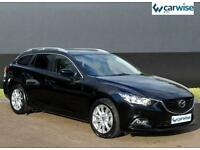 2015 Mazda 6 D SE-L NAV Diesel black Manual