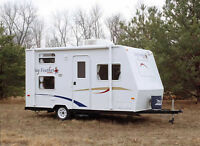 2005 Jayco Jay Feather Sport 165 Ultra Lite Travel Trailer