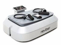 Reviber Plus Vibration Plate Exerciser As New Original price £200