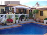 GOLFING HOLIDAYS Spanish Villa Complex - El Escobar Murcia, Self contained with Private Pool