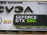 EVGA GTX 960 SC 2GB