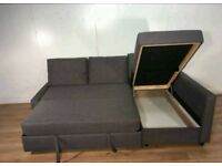 Like New Corner Sofa bed. Only £320 *Free Delivery & Free Assembly*