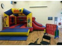 Bouncy castle hire london