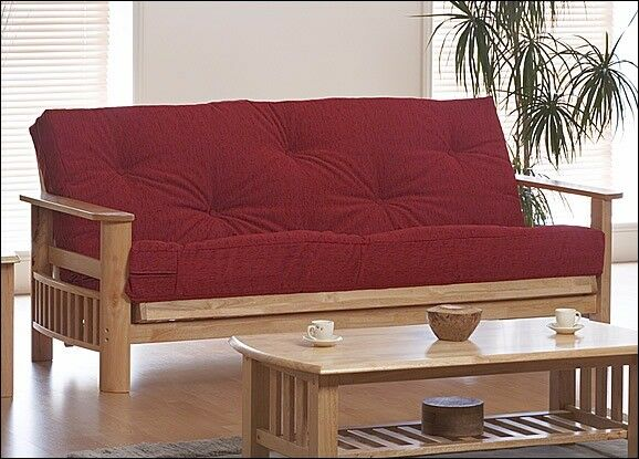 Sofa bed with foam