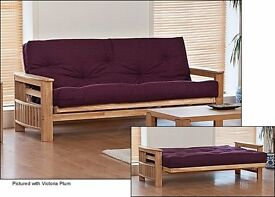 Excellent condition stylish Futon sofabed - low price for quick sale!