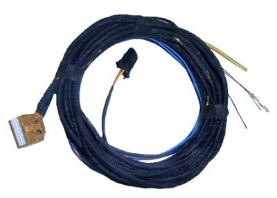 Cable Loom Pdc Parking Sensor Central Electric for Seat Altea 5P+ XL
