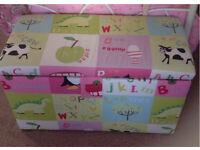 Kids toy box/ blanket box