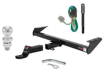 - Curt Class 3 Trailer Hitch Tow Package for Nissan Frontier/Suzuki Equator