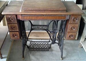 LOOKING FOR: Singer Sewing Table