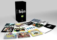 Mint condition BEATLES boxed cd collection