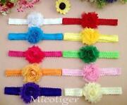 Flower Headband Lot
