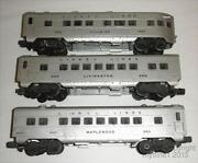 O Scale Passenger Trains