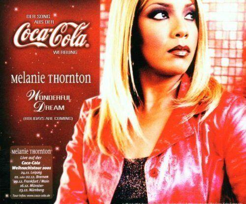 Melanie Thornton Wonderful dream (2001) [Maxi-CD]