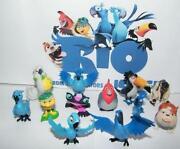 Rio Movie Toys